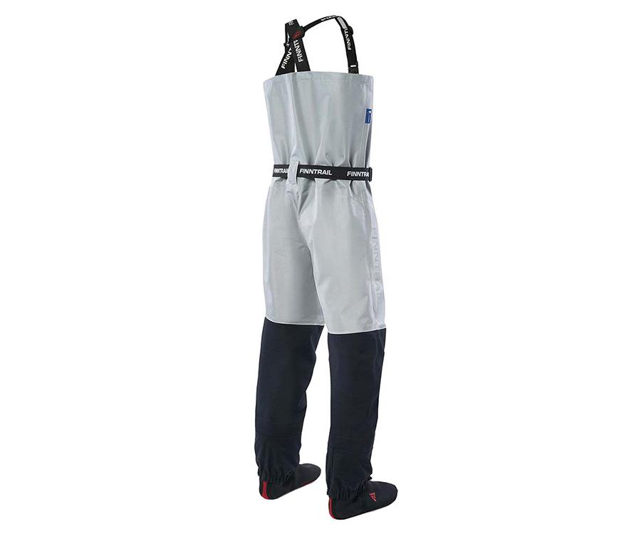 Вейдерсы Finntrail Waders Greenwood Grey XL