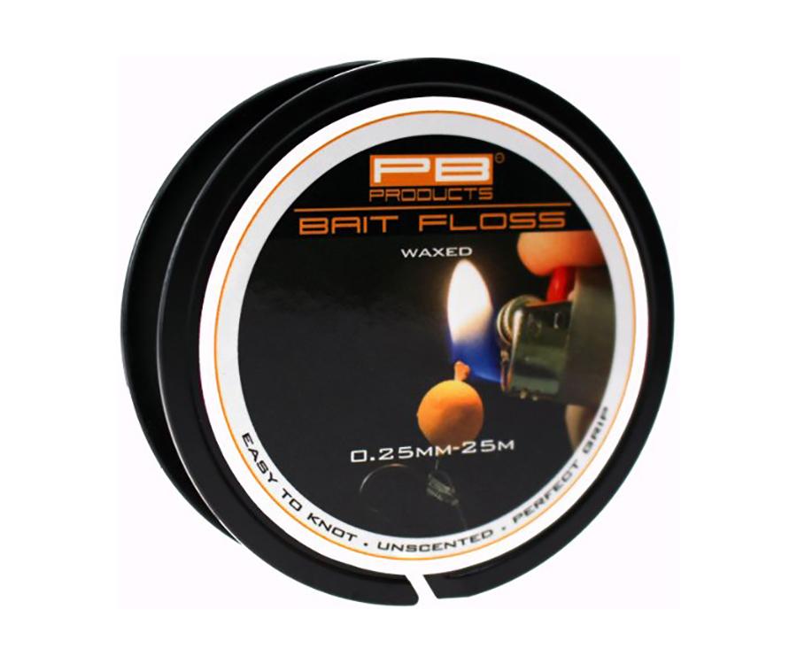 Монтажна нитка PB Products Baitfloss 0.25мм 25м