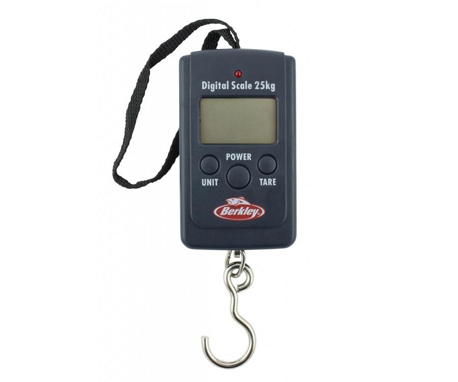 Весы Berkley FishinGear Digital Pocket Scale 25кг