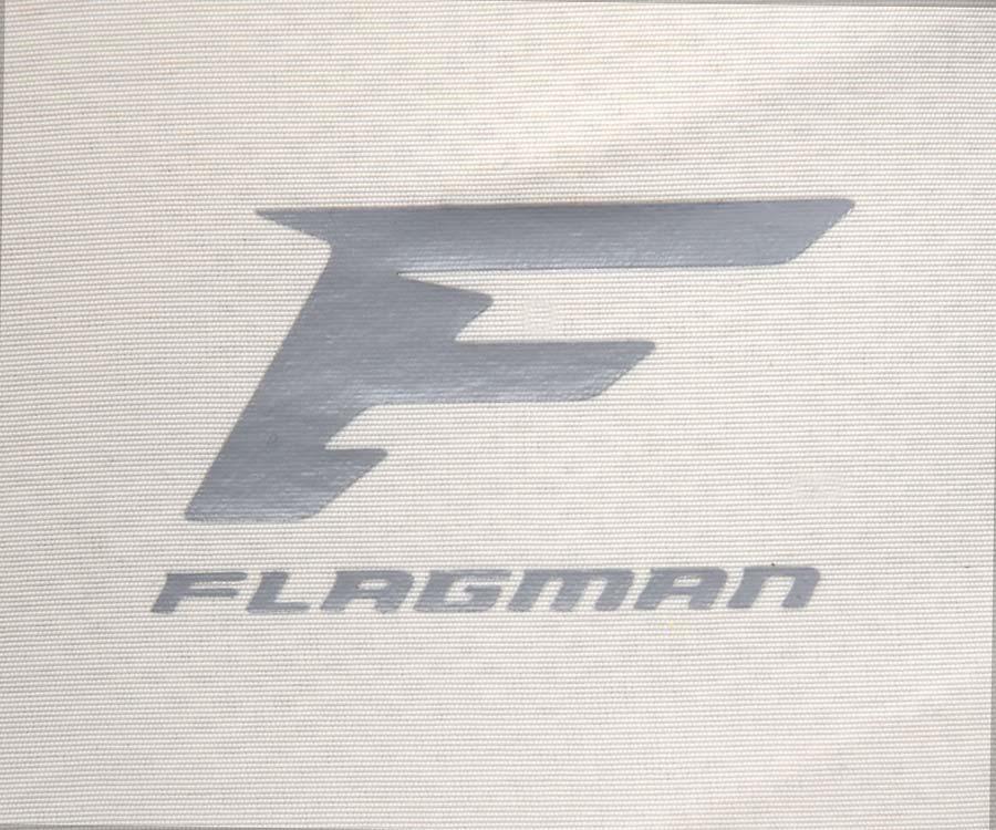 Брюки трансформеры Flagman Spinning Team Light Grey XL
