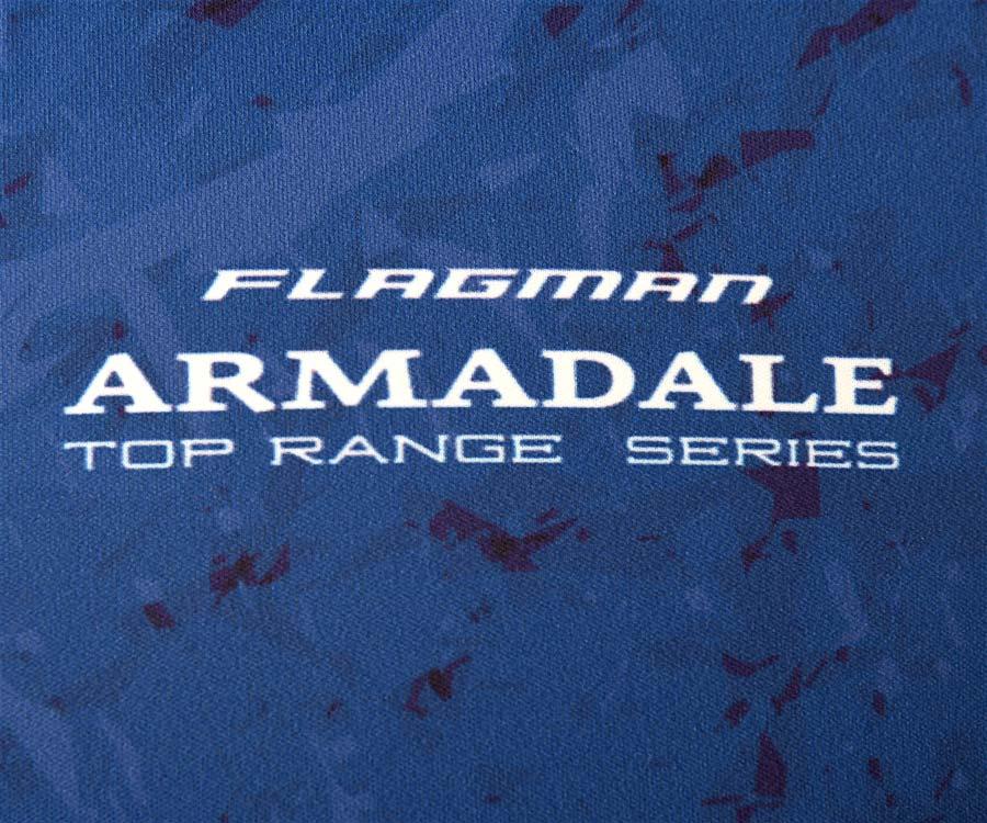 Футболка с капюшоном Flagman Armadale Solar Guard UPF50 S