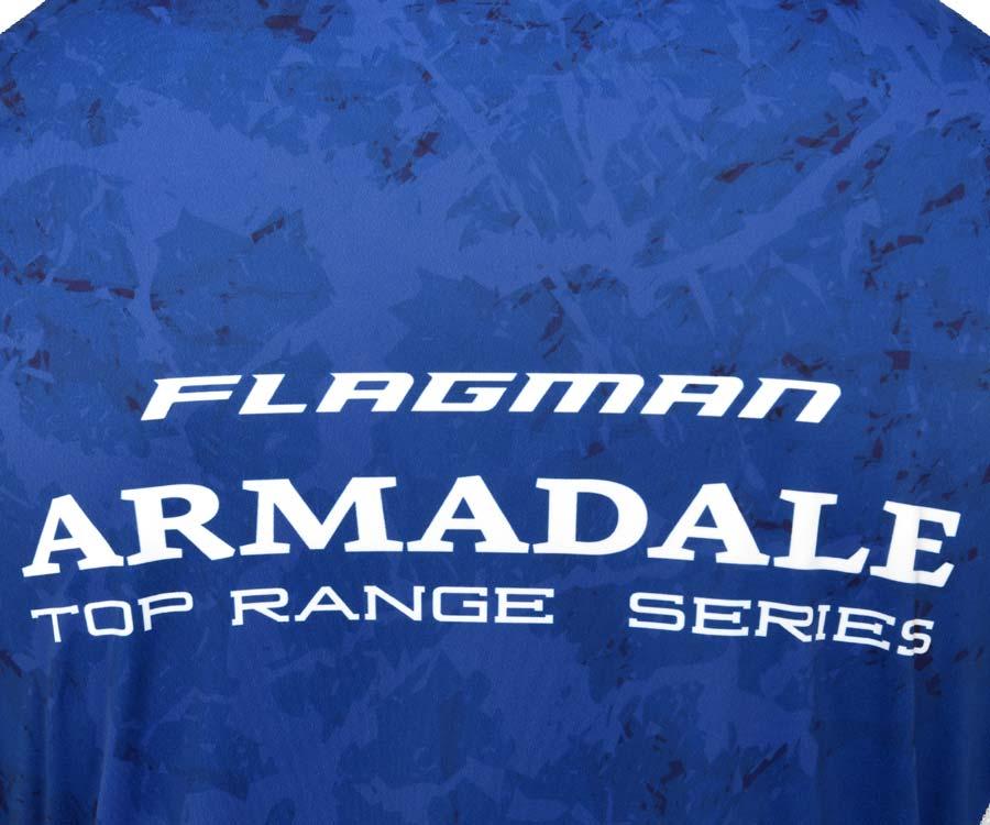 Футболка с капюшоном Flagman Armadale Solar Guard UPF50 XL