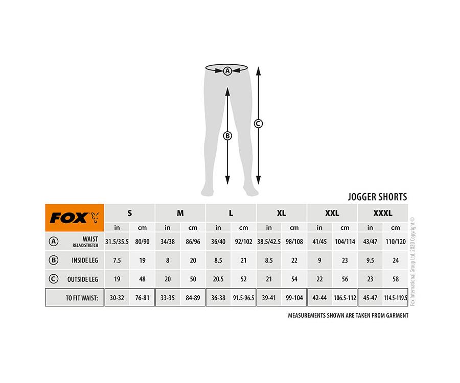Шорты Fox Camo Jogger Shorts XL