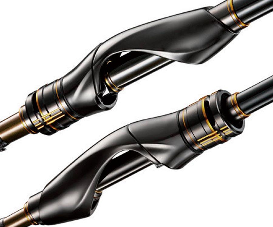Спиннинговое удилище Shimano 20 Soare Xtune S73ULS 2.21м 0.5-8г