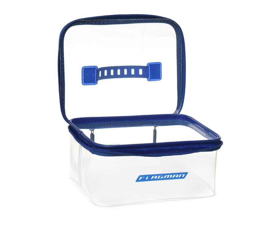 Емкость Flagman Sherman Pro Transparent Eva Box 24.5x20x11см