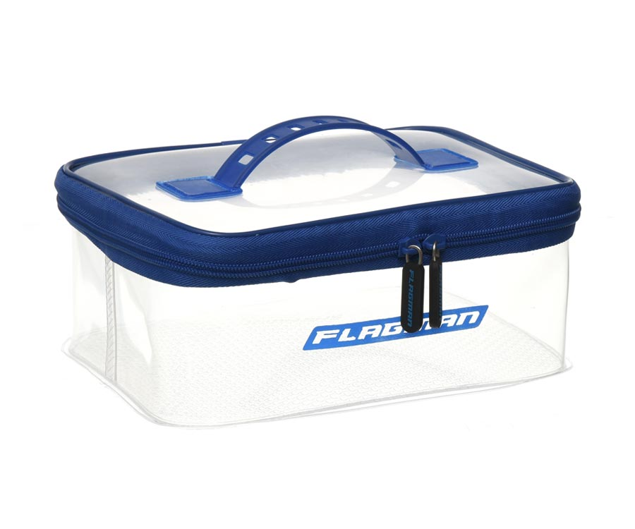 Емкость Flagman Sherman Pro Transparent Eva Box 22x18x9см